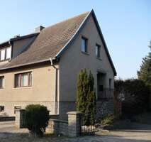Doppelhaushälfte mit Garage in Halberstadt