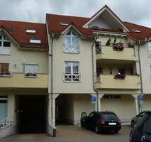 Eigentumswohnung mit Balkon, Tiefgaragenstellplatz in Halberstadt