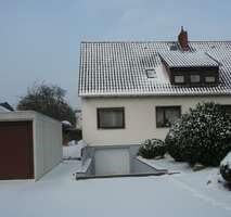 Einfamilienhaus mit Garagen in Wolfenbüttel