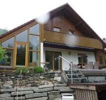 Sehr schönes, modernes Einfamilienhaus in idyllischer Lage im Südharz