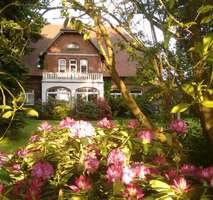 Traumhafte, sanierte Villa mit Nebengebäude auf parkähnlichem Grundstück ca. 75 km von HH entfernt